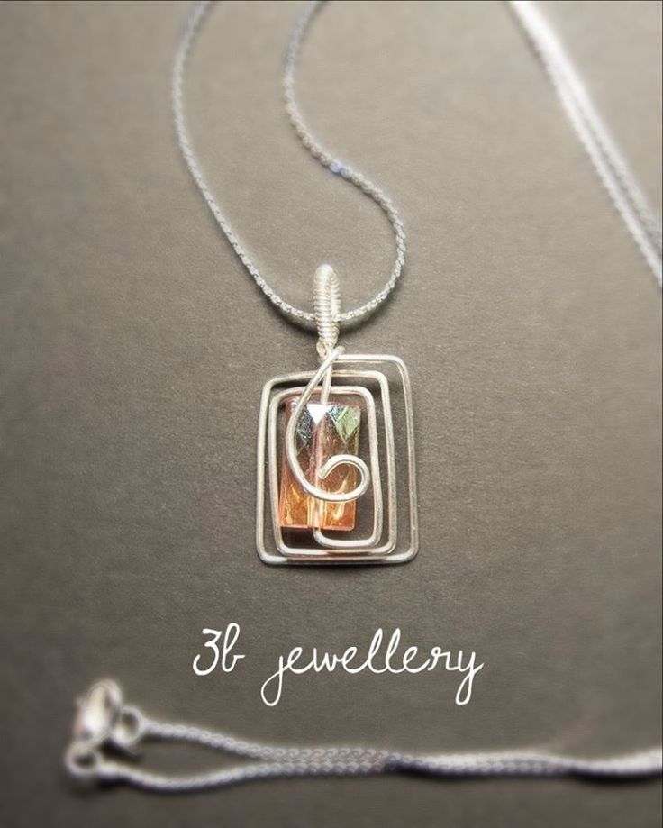 #translucent #salmon #red and #opalesque , at your service #3bjewellery #wirewrapping #beginner