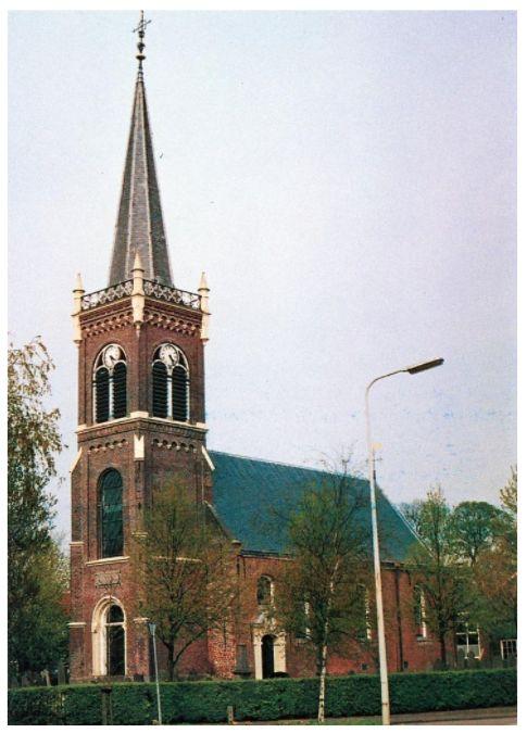 Reduzum - Vincentiuskerk