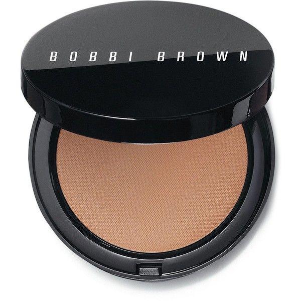 Bobbi Brown Bronzing Powder (77 BAM) ❤ liked on Polyvore featuring beauty products, makeup, cheek makeup, cheek bronzer, elvis duran and bobbi brown cosmetics