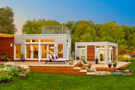 Homes - Blu Homes