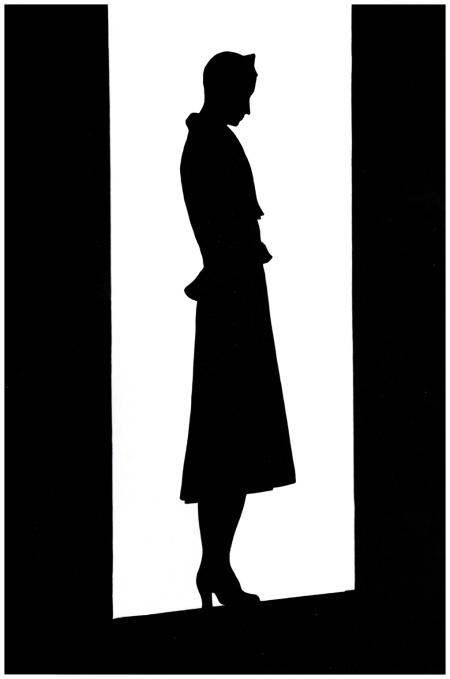 Andrè Barrè Vogue april 1930
