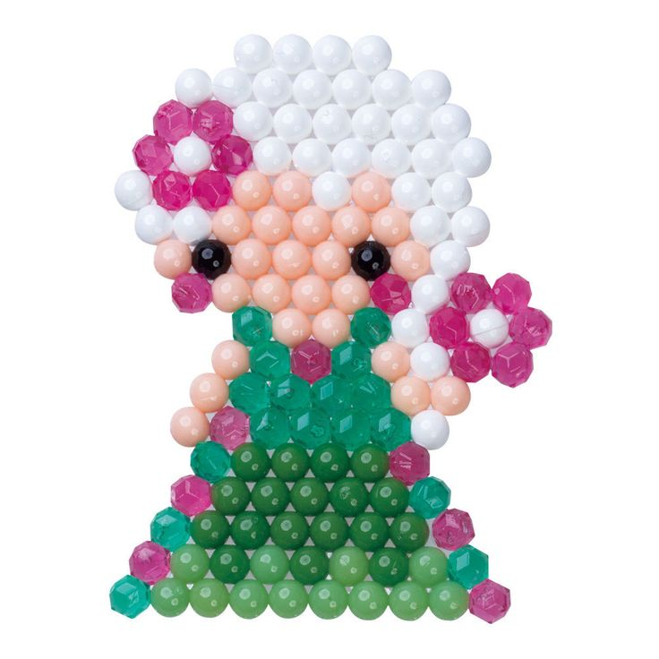 AQUABEADS Die Eiskönigin: Party-Fieber Set Kinder Perlen Bastelset 30069 NEU 5