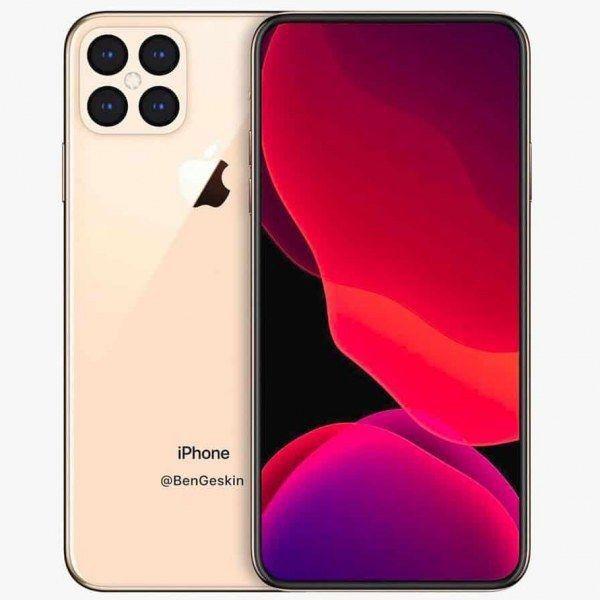 Iphone 12 Quad Camera Setup Leak Photo In 2020 Ipad Pro Iphone Luxury Iphone Cases