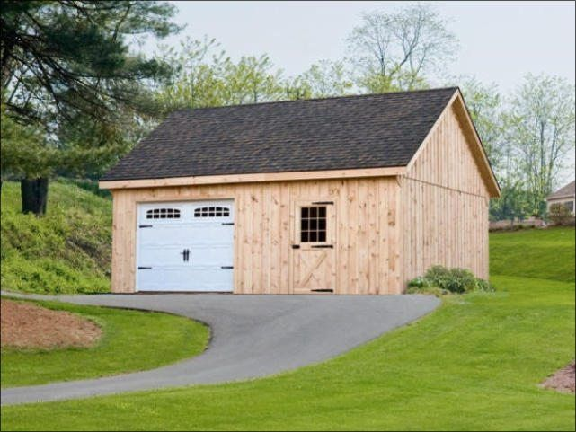 See our 20 x 24 Two Story Board and Batten A-Frame. For more quality products, visit Penn Dutch Structures today!
