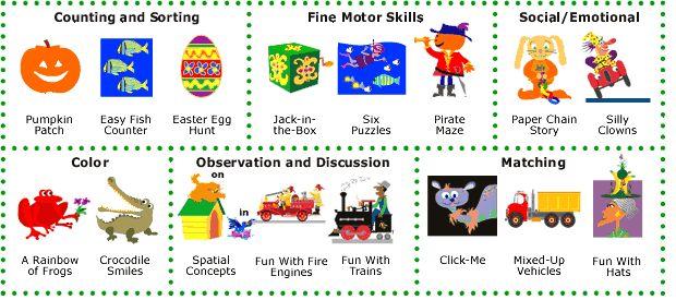 Fun & Games / Preschool Favorites