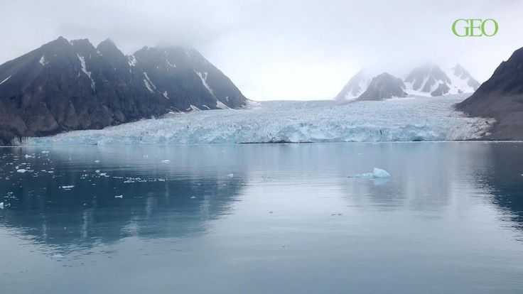 VIDÉO - Trésors arctiques : les glaciers du Svalbard : Geo.fr