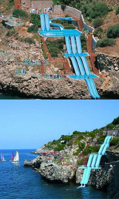 The Citta del Mare Hotel Village, located on the northwest coast of Sicily
