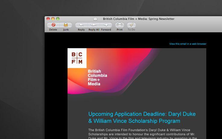 BCFM newsletter