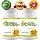 Pure Garcinia Cambogia Weight Loss Extract-2 Month Supply