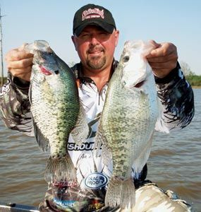17 best images about crappie on pinterest mark twain for Crappie fishing in missouri