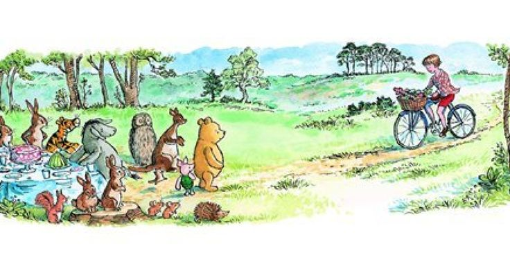 14 Heartbreakingly Adorable Quotes From Winnie-The-Pooh