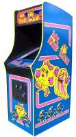 I want this for my apartment so badly. Namco stand up Mrs. Pac-man arcade game.
