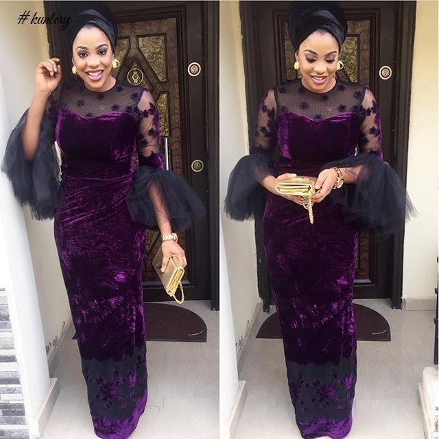 THE LATEST ASOEBI STYLES FOR YOUR OWAMBE