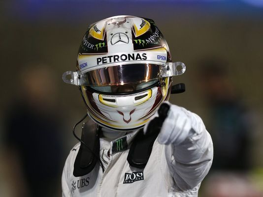 'Kontroversial' Lewis Hamilton Tetap Start Terdepan Grand Prix Bahrain - PalingBisa.Top