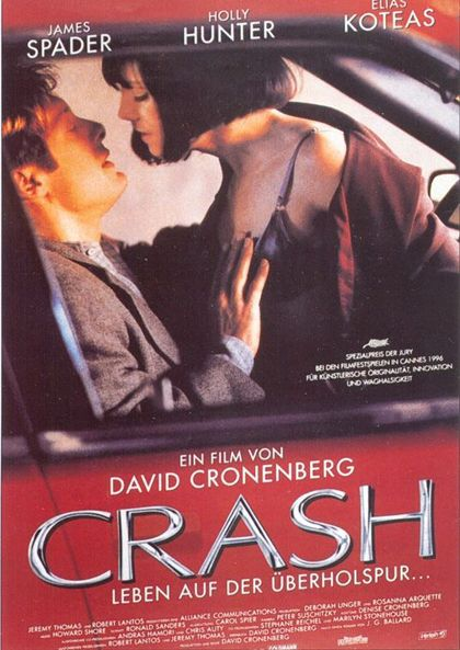 Crash (1996) - Film - Trama - Trovacinema