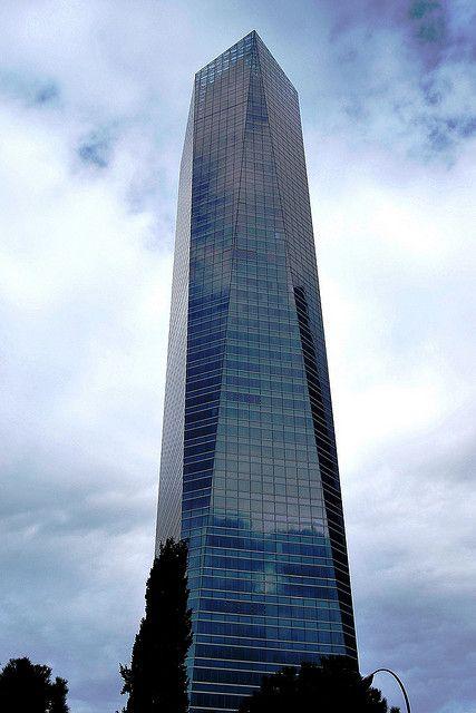 02 Torre de Cristal Madrid by javier1949, via Flickr
