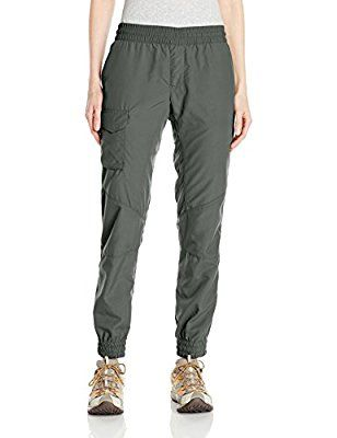 bottom price excellent quality factory Amazon.com : Columbia Women's Silver Ridge Pull On Pants ...