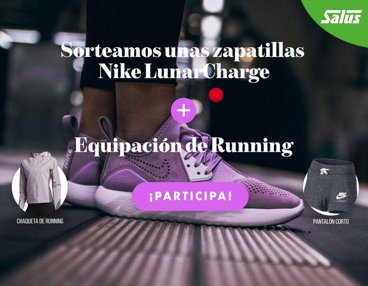 Consigue gratis unas zapatillas y una equipación de running Nike