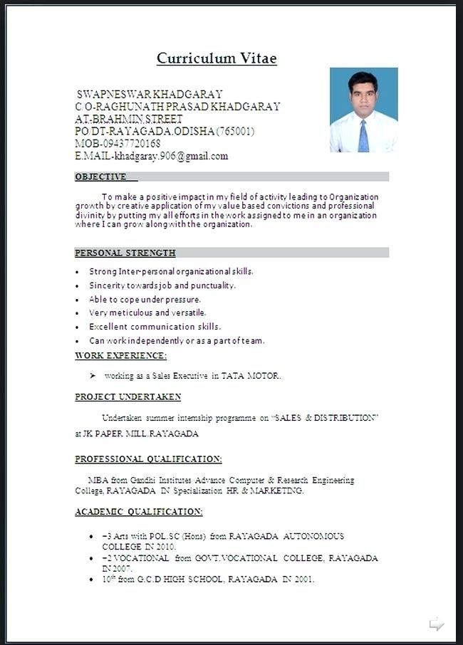 Awesome Cv Word Doc Template Gallery In 2020 Resume Template Free Microsoft Curriculum Vitae Template Cv Words