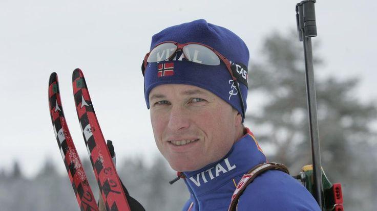 Frode Andresen olimpiai és világbajnok, többszörös világkupa futam győztes norvég biathlonos