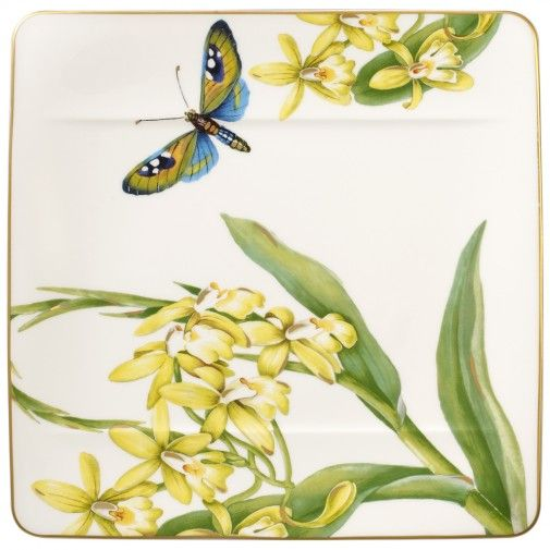 Villeroy & Boch Amazonia Salad Plate 9 in-01