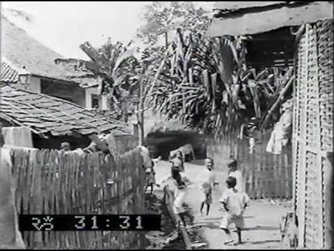 Batavia Jakarta 1929 old days Indonesia