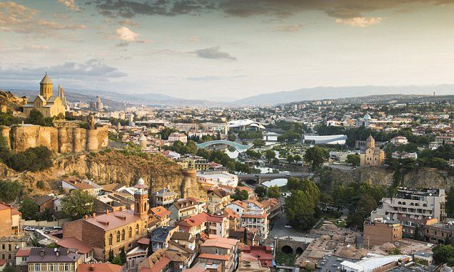 Gorgeous Georgia: Tbilisi is terrific for a weekend away