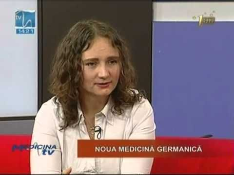 Emisiune Dr Crina Veres la Medicina TVpe TVH2.0