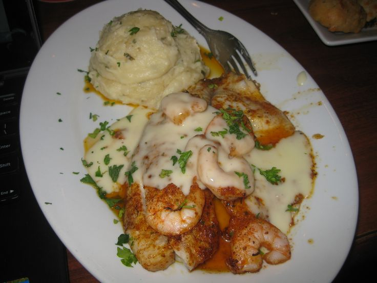 #NewOrleans #seafood #entree #review of #RubyTuesday #restaurant - www.DrewryNewsNetwork.com/register
