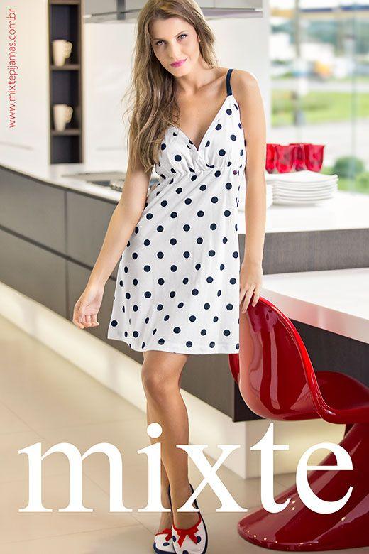 MIXTE PIJAMAS #mixte #pajamas #pijamas #lindaemcasa #sleepwear #fashion