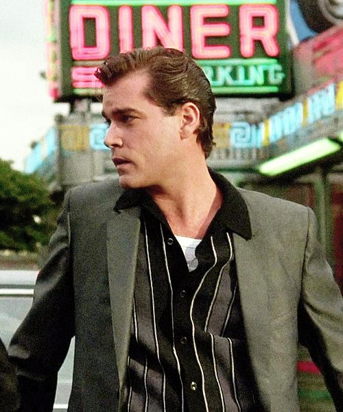 Ray Liotta   once on Another World  as Joey Perini