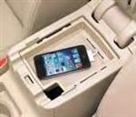 Subaru Center Console Tray Keeps items stored in center console organized.  Fits: 2012-2014 Impreza; 2013-2014 XV Crosstrek