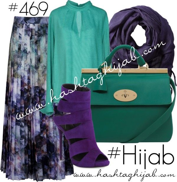 Hashtag Hijab Outfit #469