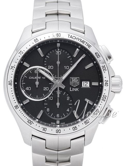TAG Heuer Link Calibre 16 Automatic Chronograph 43 mm
