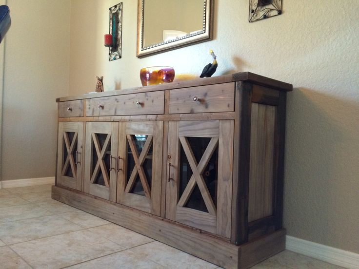 Simple And Functional Dining Room Buffet: 1000+ Ideas About Dining Room Sideboard On Pinterest
