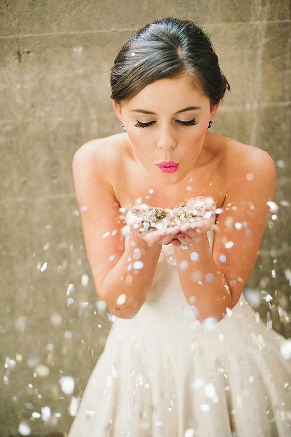 Her wish is your command. Give #brides the right content to attract them to your business. Happy #WeddingWednesday!