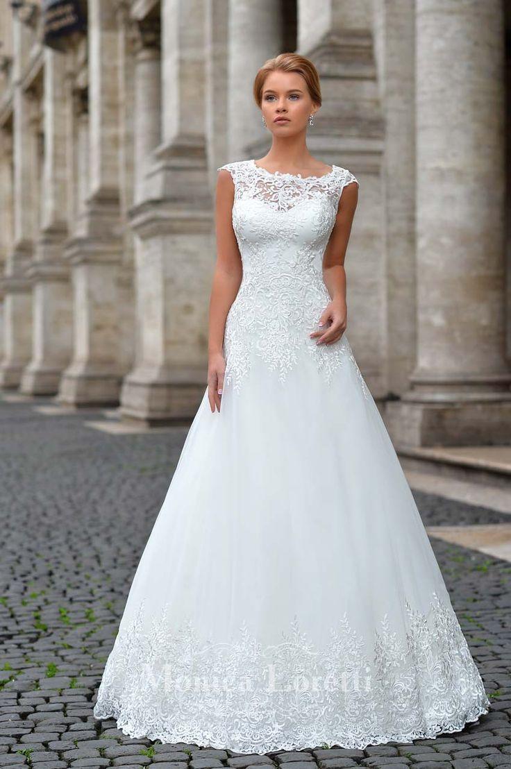 Svatební šaty - Francesca