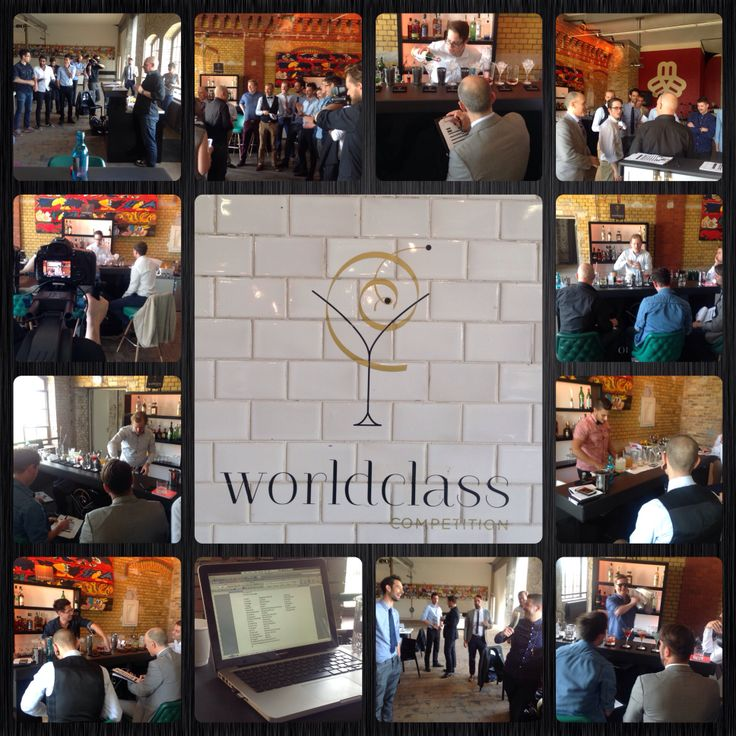 Diageo WorldClass Bootcamp in Berlin