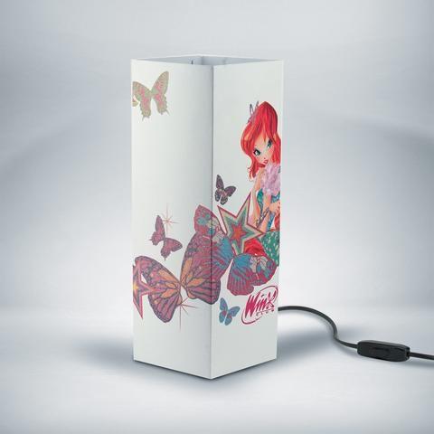 Lampada da Tavolo Bloom & Friends | W-LAMP    https://www.wellmade.store/collections/bambini