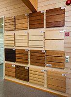 Tuotteet - Saunaverhoukset | Puutoimi