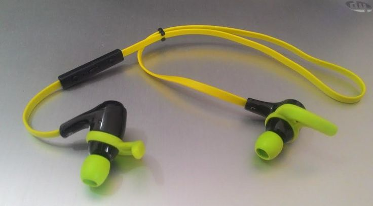 Cheap Bluetooth Earbuds: good sound, comfy fit.