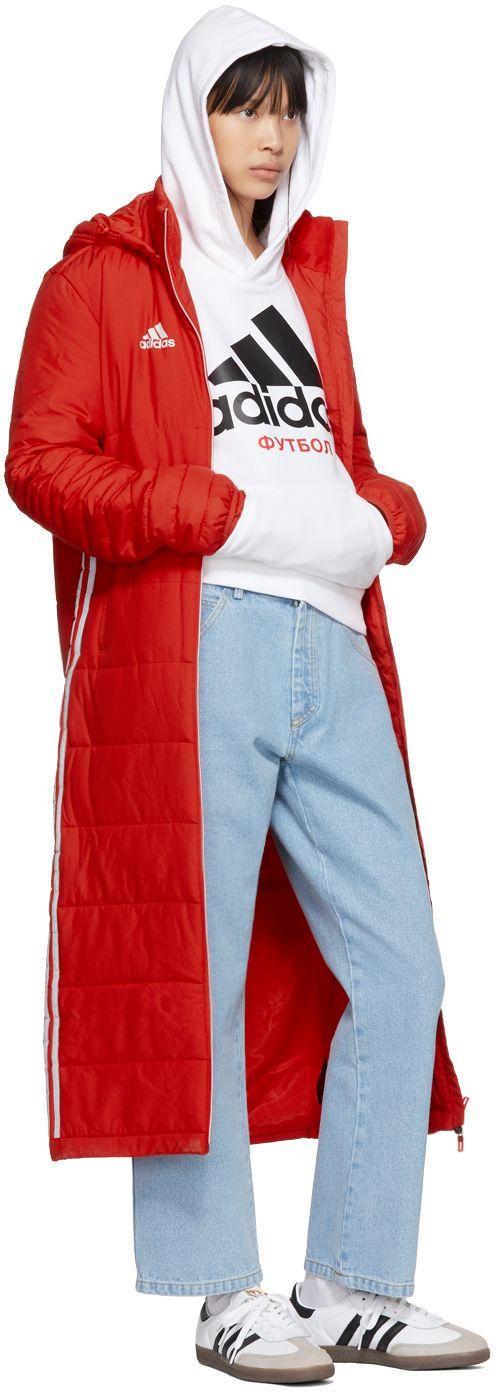 Gosha Rubchinskiy / adidas Originals hoodie