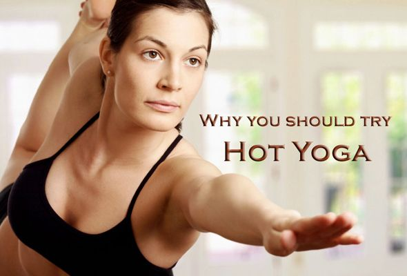 hot yoga rocks
