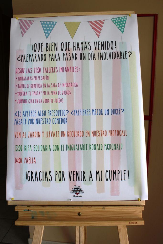 1º Aniversario Casa Ronald McDonald Valencia