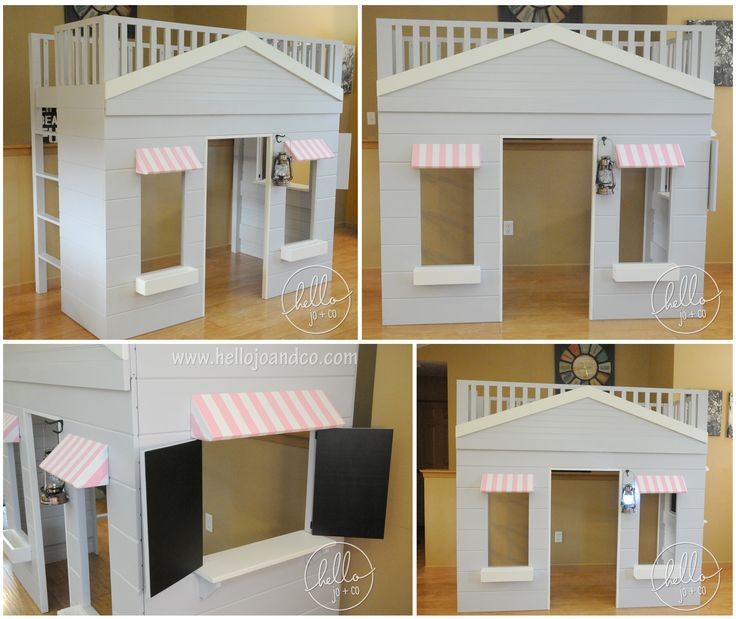 Best 25 Playhouse Bed Ideas On Pinterest Kid Beds