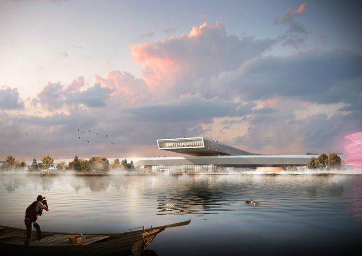 Gallery of Perkins+Will is Creating a Whole New World for the Suzhou Science & Technology Museum - 6
