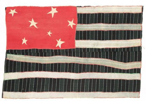 FLAG: Interesting Flags, American Flags, Flags Usa, Primitive Flag, Projectamericana1 Jpg, Pretty Things, Design Blog, Flag Quilts