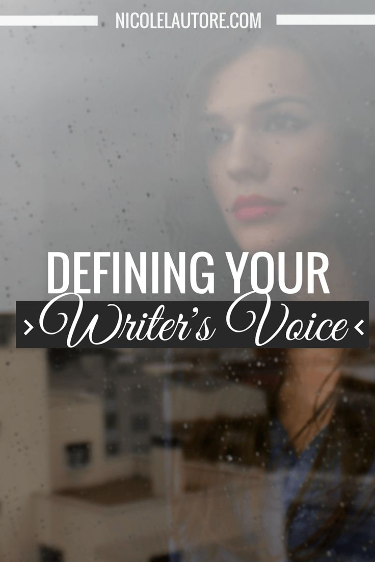writers voice essay Consider the introduction of the essay before voice work: finding your voice is especially important for writers who writers of color: your voice.