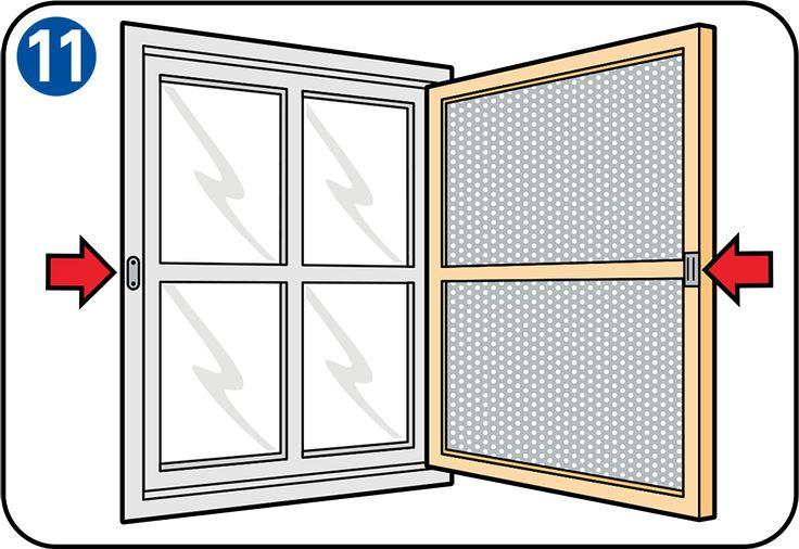 elektroforum f r miele fliegengitter. Black Bedroom Furniture Sets. Home Design Ideas