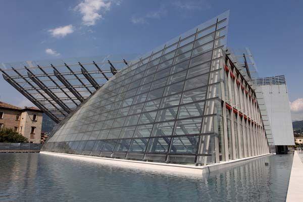 Il Muse è ai nastri di partenza. Ecco il museo di Piano a Trento - PambiancoNews